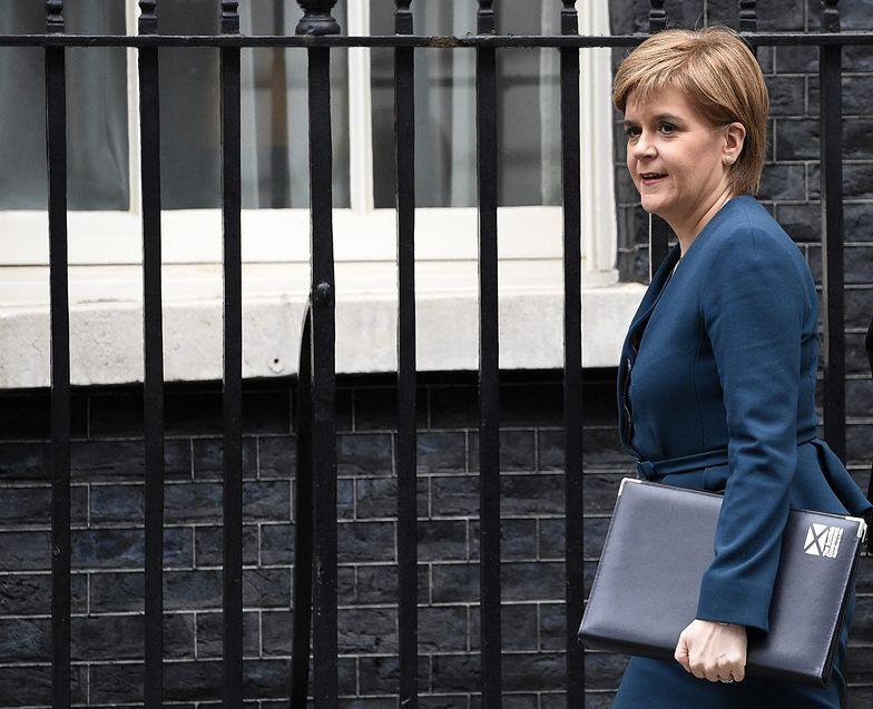 Premier Szkocji grozi secesją. Londyn zlekceważył lokalne rządy?