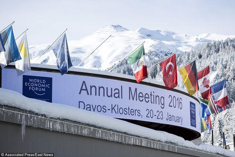 Forum w Davos zakończone. Głównym tematem kryzys migracyjny