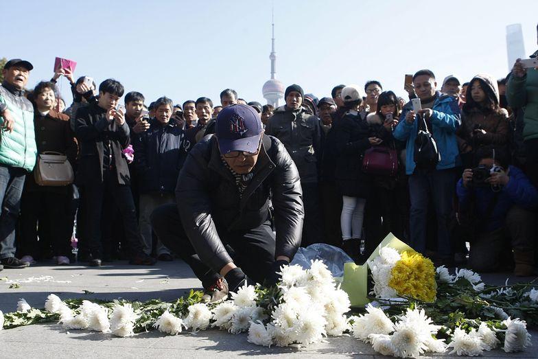Tragedia w Szanghaju. Teza o fałszywych pieniądzach nieprawdziwa