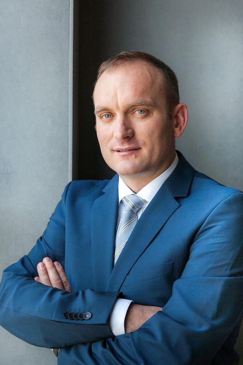 Mariusz Tuchlin, prezes Dekpol S.A.
