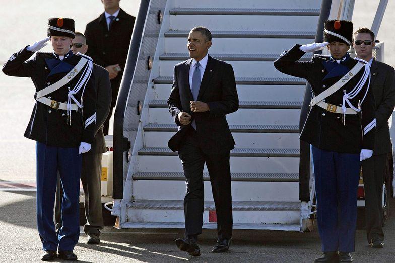 Szczyt nuklearny w Hadze także o Ukrainie. Obama wylądował w Holandii