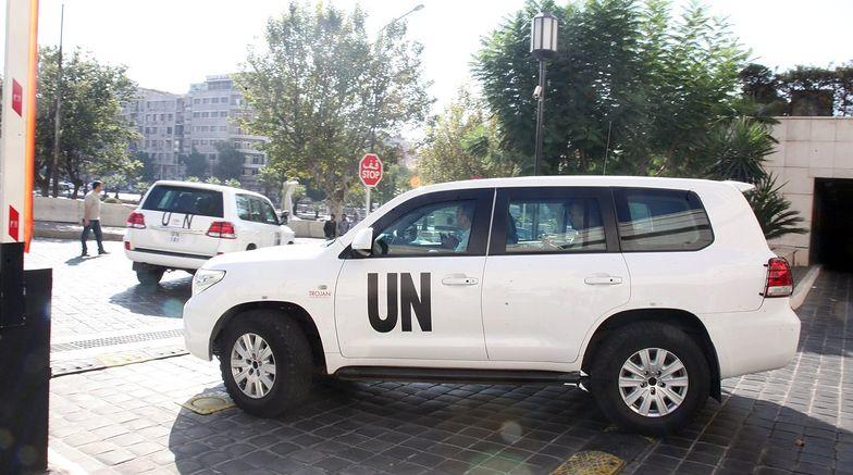 Pokojowego Nobla dostaną inspektorzy od niszczenia broni w Syrii?
