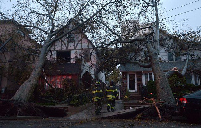 Huragan Sandy. Zginęło ponad 40 osób