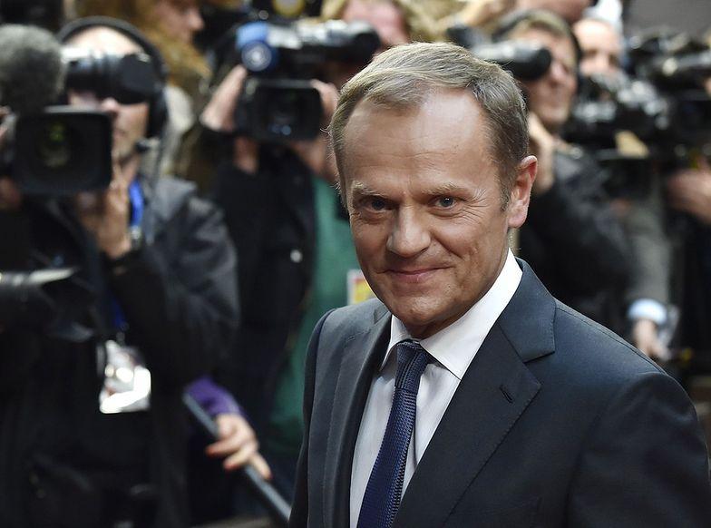 """Porozumienie z Grecją. """"Financial Times"""": Ojcem sukcesu euroszczytu jest Donald Tusk"""