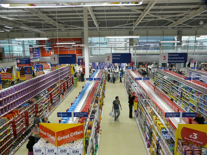 Zobacz najpopularniejsze markety w Polsce