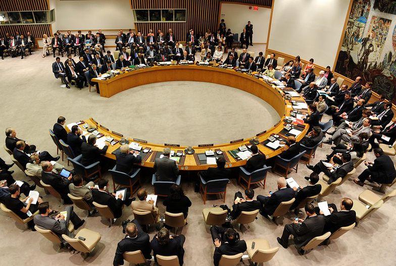Wojna w Syrii. Nadzwyczajna narada ONZ