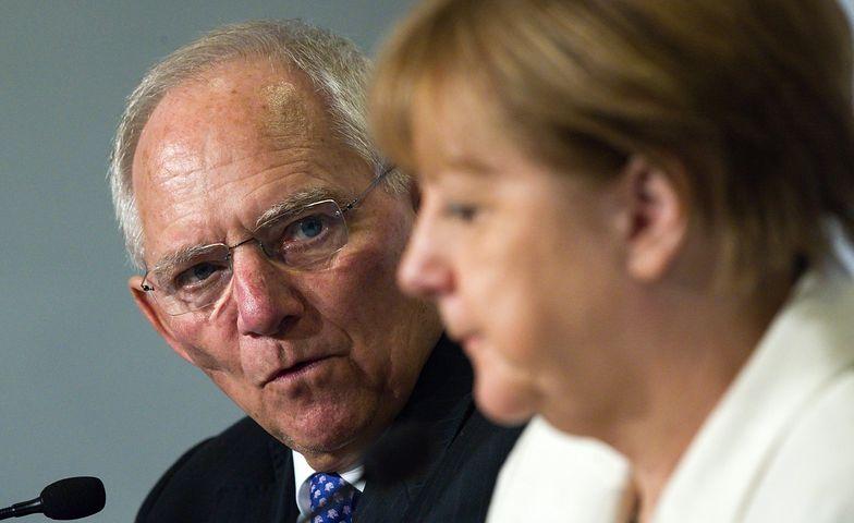 Niemiecki minister finansów za wzmocnieniem roli państw narodowych kosztem KE