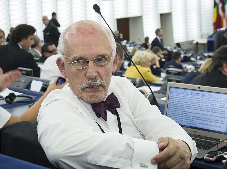 Korwin-Mikke dla Money.pl: Afera taśmowa i to, co się dzieje na szczytach władzy to zasługa Kaczyńskiego
