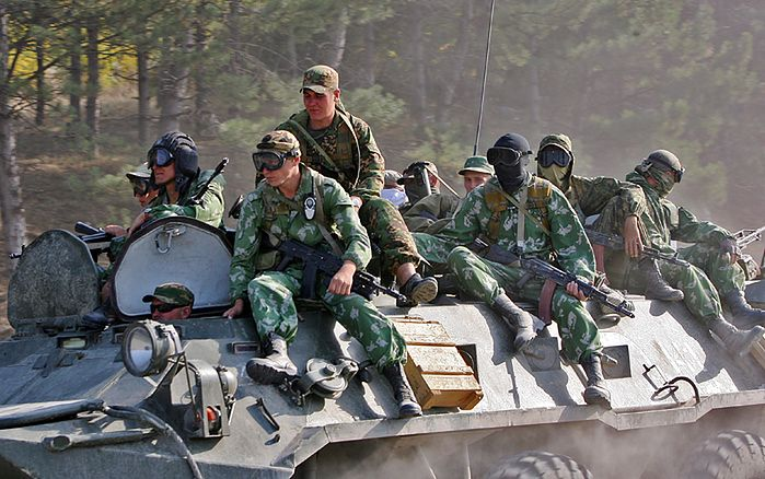 Konflikt na Ukrainie. Rosja wzmocni wojska na Krymie