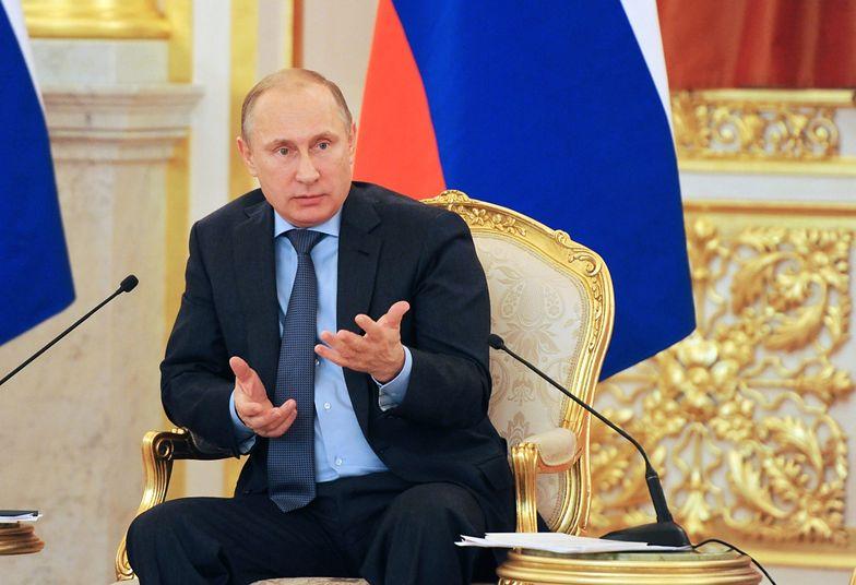 Sytuacja w Rosji. Putin o naciskach