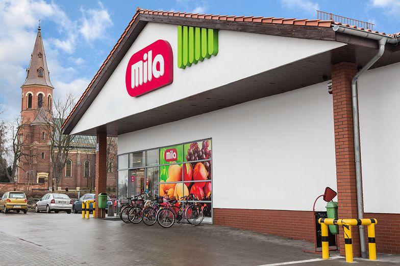 Punkty handlowe sieci Mila zlokalizowane są głównie w centralnej Polsce