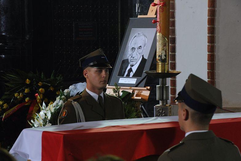 Pożegnaliśmy Tadeusza Mazowieckiego, pierwszego premiera