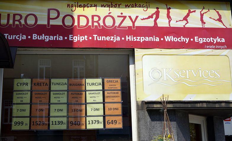 Upadek biura podróży. 750 klientów OK Services Travel poza granicą kraju