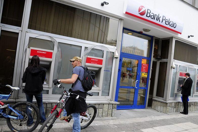 Bank Pekao SA podał wyniki. Ile zarobił?
