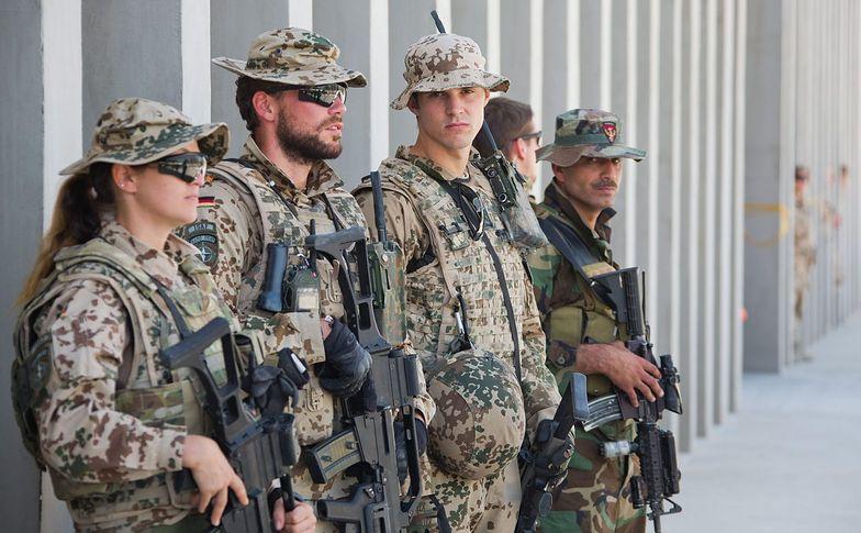 Misja w Afganistanie. Bundeswehra wycofuje się