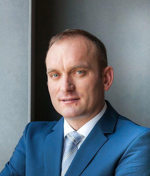Mariusz Tuchlin, prezes zarządu