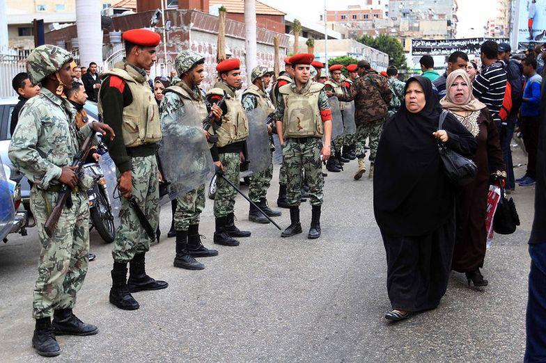 Egipskie władze zapraszają turystów