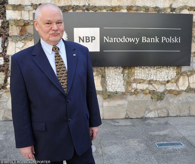 Prezes NBP Adam Glapaiński