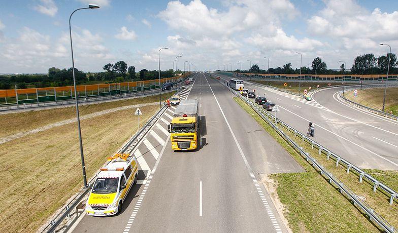 Do przekrętów miało dochodzić na budowie autostrady A4.
