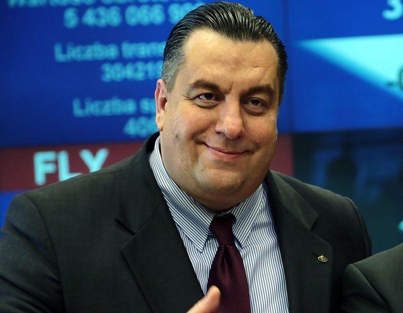 Mariusz Patrowicz ma kolejny powód, żeby iść z KNF do sądu. Komisja dała 400 tys. zł kary jego spółce