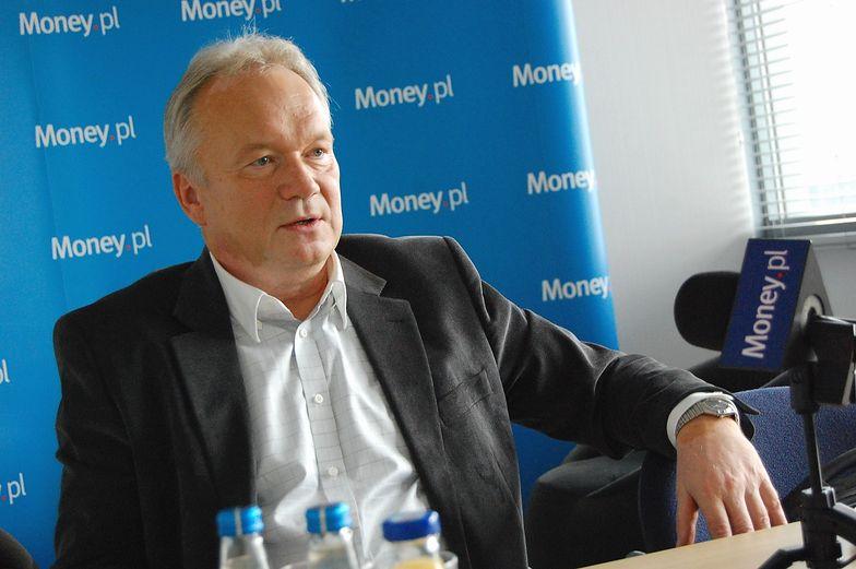Krzysztof Piątek, prezes Neckermann
