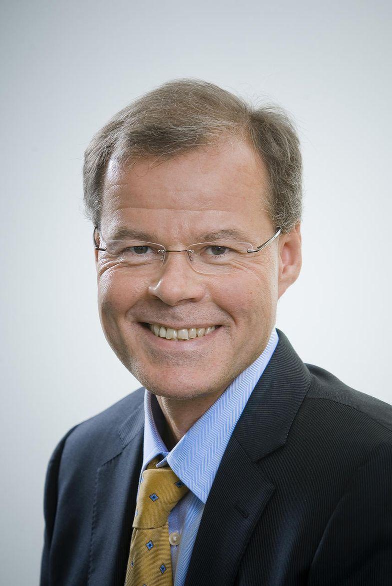 Timo Karttinen, prezes Fortum