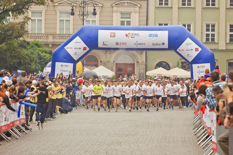 Rekordowy Poland Business Run