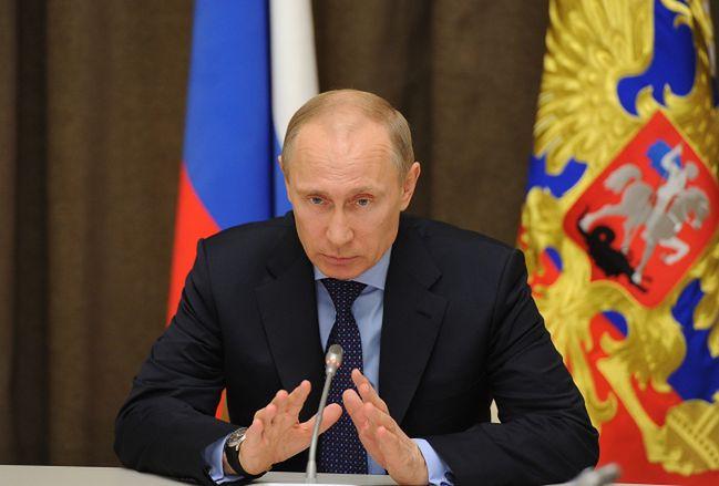 Nadzwyczajne orędzie Putina. Rosja anektowała Krym
