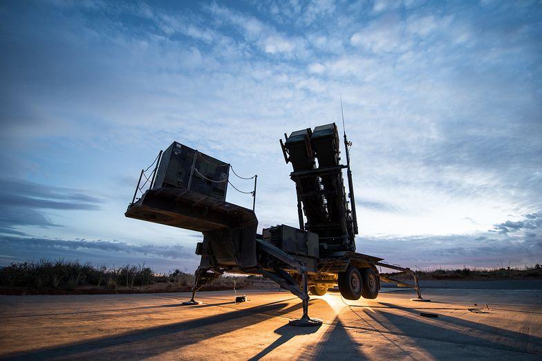 Pierwsze rakiety systemu Patriot trafią do Polski w 2022 r.