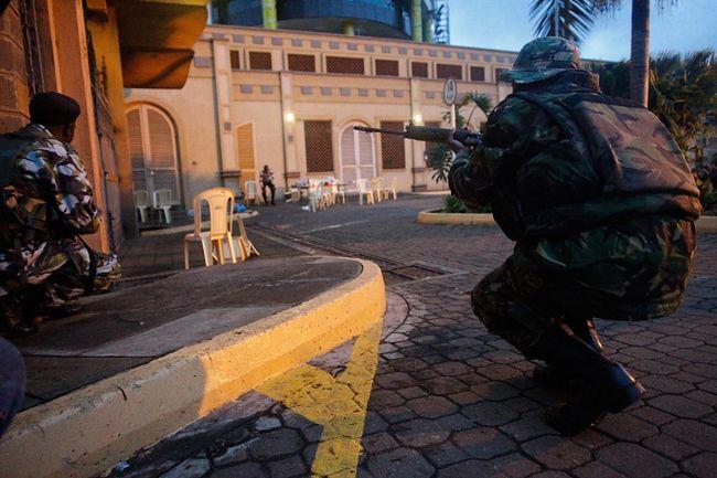 """Atak terrorystyczny w Nairobi. """"Ta akcja musiała się zakończyć szturmem"""""""