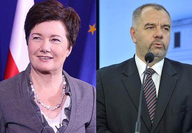 Debata preydencka Gronkiewicz-Waltz - Sasin. Znamy termin spotkania