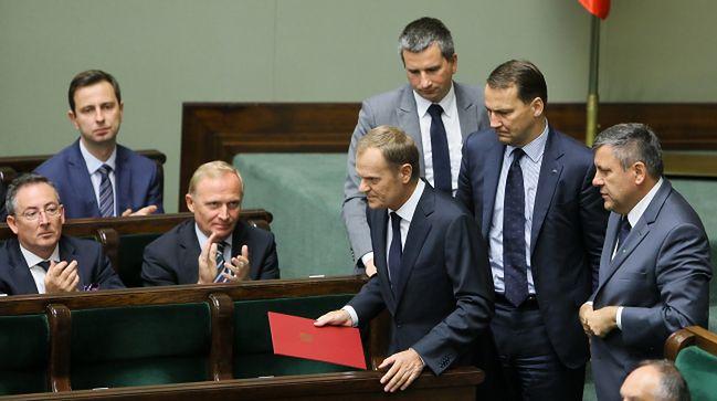 Donald Tusk przewodniczącym Rady Unii Europejskiej. Co z rządem?