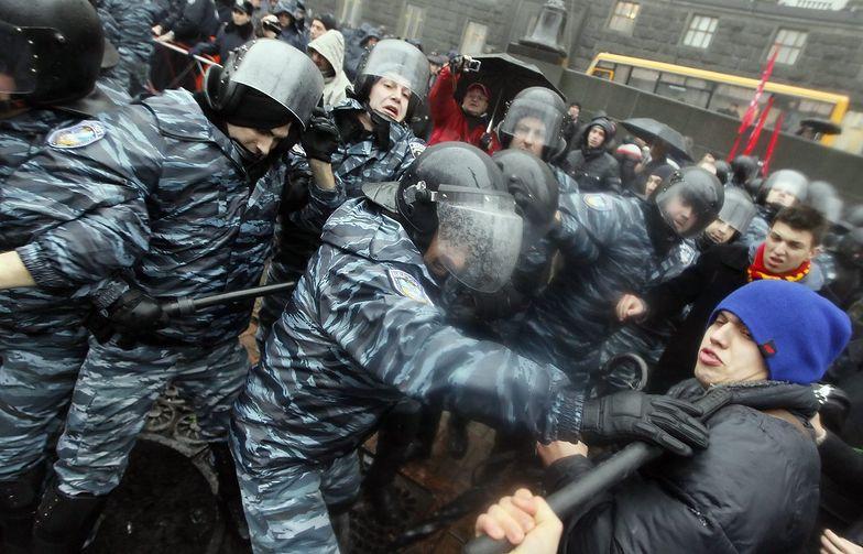 Sytuacja na Ukrainie. Milicja się buntuje?