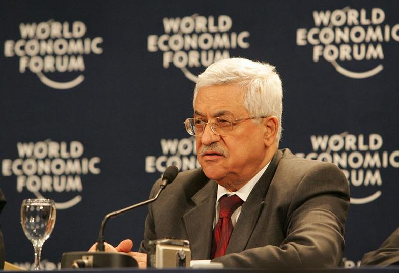 Mahmud Abbas, prezydent Autonomii Palestyńskiej