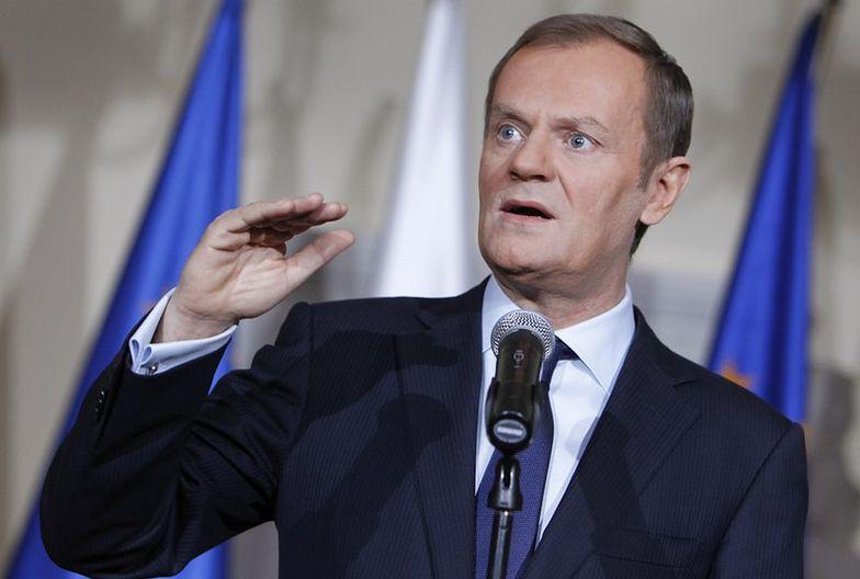 Zmiany w rządzie PO-PSL. Tusk: To nie jest czas