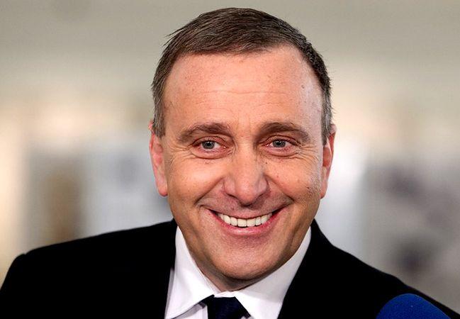 Schetyna szefem polskiej dyplomacji