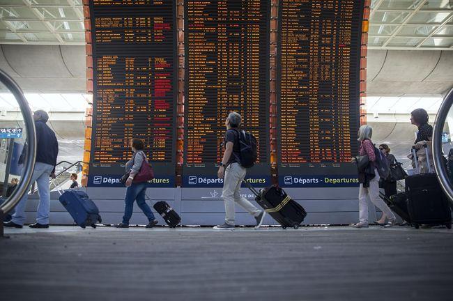 Piloci Air France przedłużają strajk do przyszłego piątku