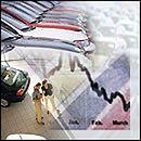 Spadek sprzedaży samochodów osobowych wynosi już 33 proc.