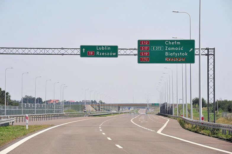 Odcinek S19 z Lublina do Kraśnika to część Via Carpatia.