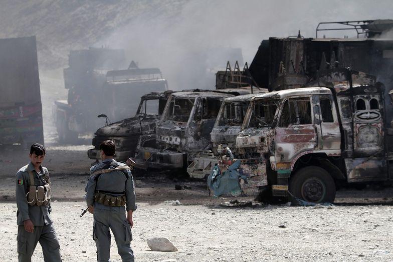 Atak na amerykańską bazę w Afganistanie. Są ofiary