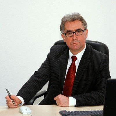 Gregor Sobisch, prezes firmy