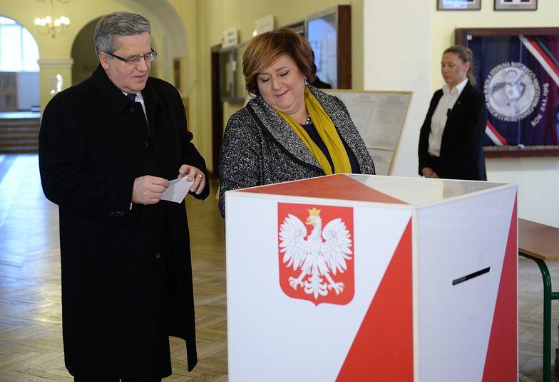 Wybory samorządowe 2014. Prezydent zapowiada nowelizację kodeksu wyborczego