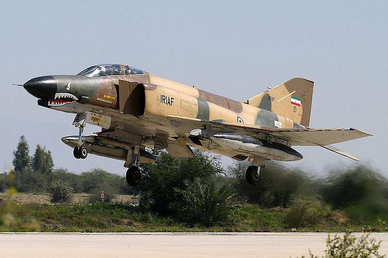 Islamiści w Iraku. Iran bombarduje ich pozycje