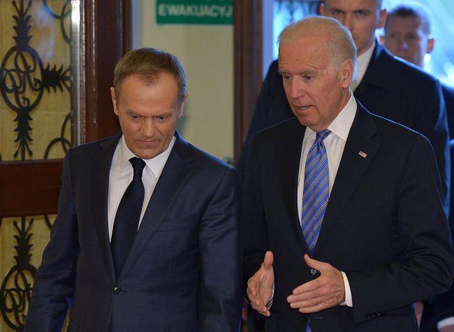 Biden o aneksji Krymu: Rosja poniesie cenę swojej agresji