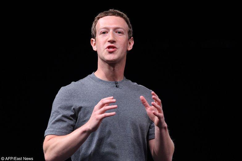 """Zuckerberg chce zostać prezydentem. """"Zatrudnił doświadczonych doradców"""""""