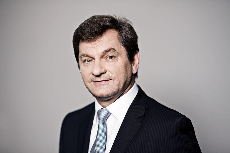 Krzysztof Witoń, prezes Hawe