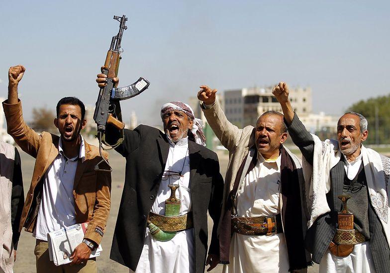 Jemen: rebelianci formalnie przejęli władzę
