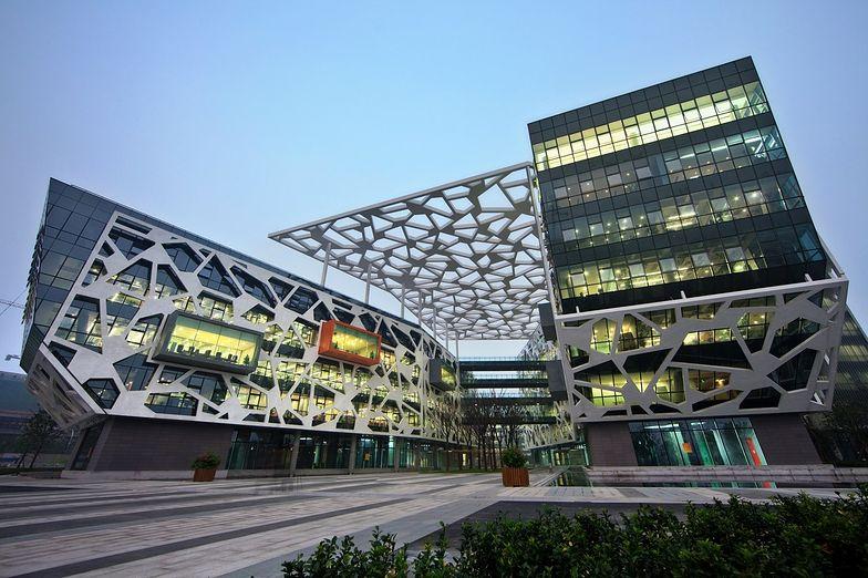 Tak wygląda siedziba Alibaba Group