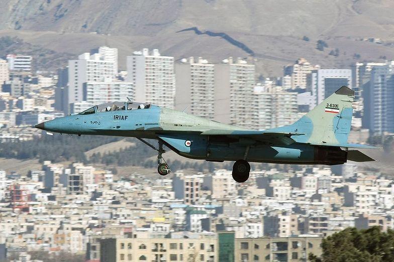 Walka z Państwem Islamskim. Iran dementuje doniesienia o udziale w atakach