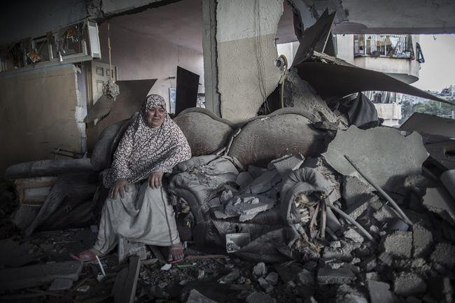 Konflikt w Strefie Gazy nabiera impetu